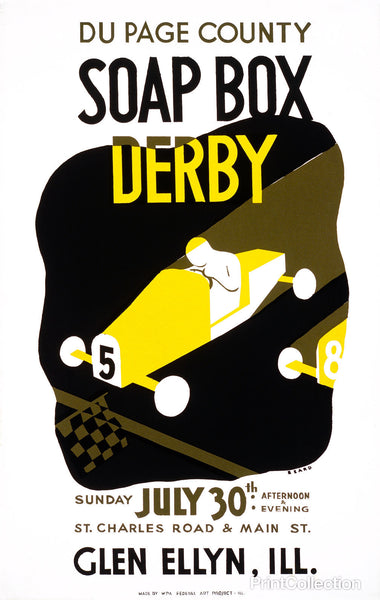 Du Page County Soap Box Derby