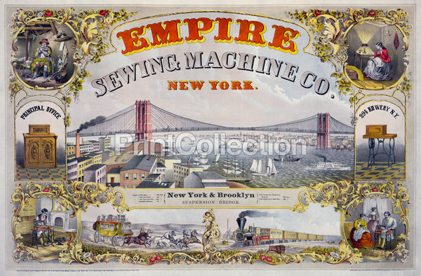 Empire Sewing Machine Co.