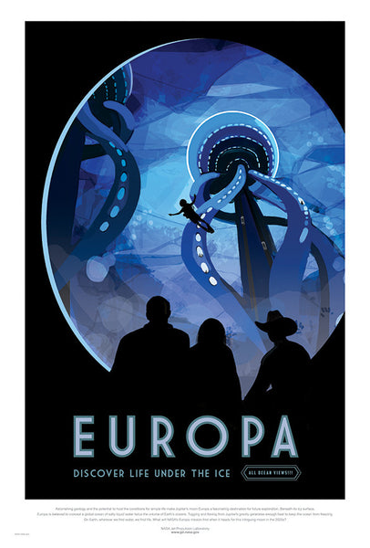 Europa, Discover Life Under the Sea
