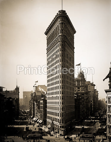 FlatIron Building, New York, N.Y., 1903