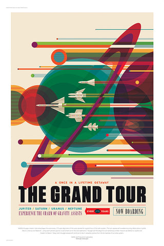 The Grand Tour, A Once in a Lifetime Getaway