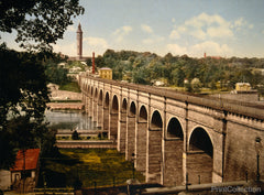 High Bridge, Harlem River, New York City