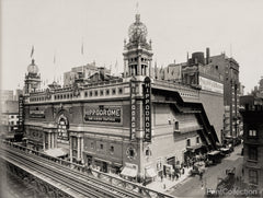 Hippodrome Theater, New York