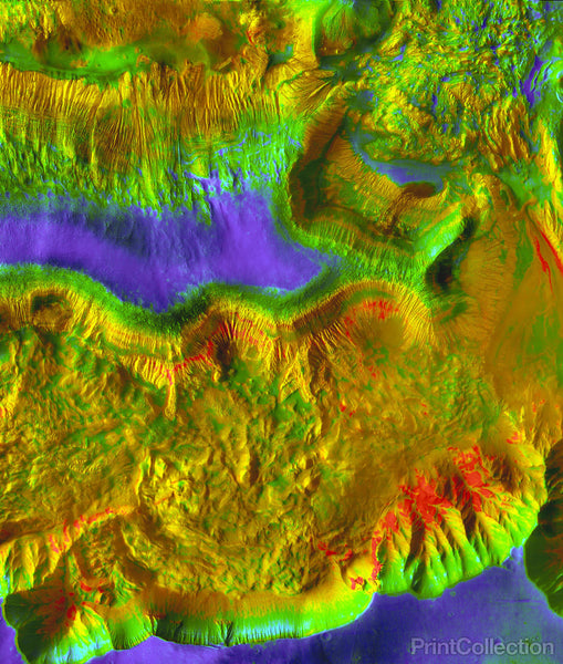 History's Layers in Hebes Chasma