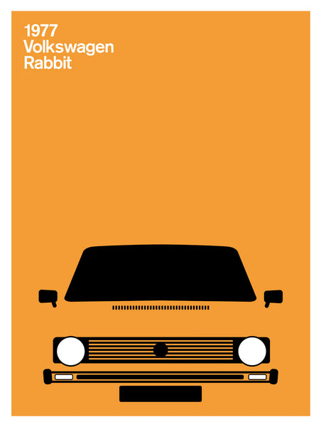 Volkswagen Rabbit, 1979