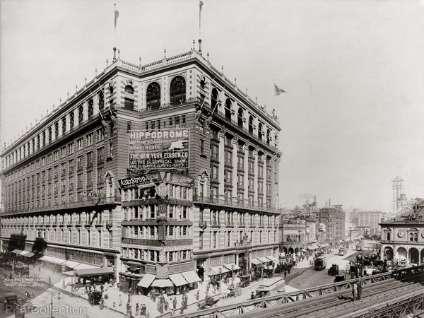 Macy's Department Store, New York, N.Y.