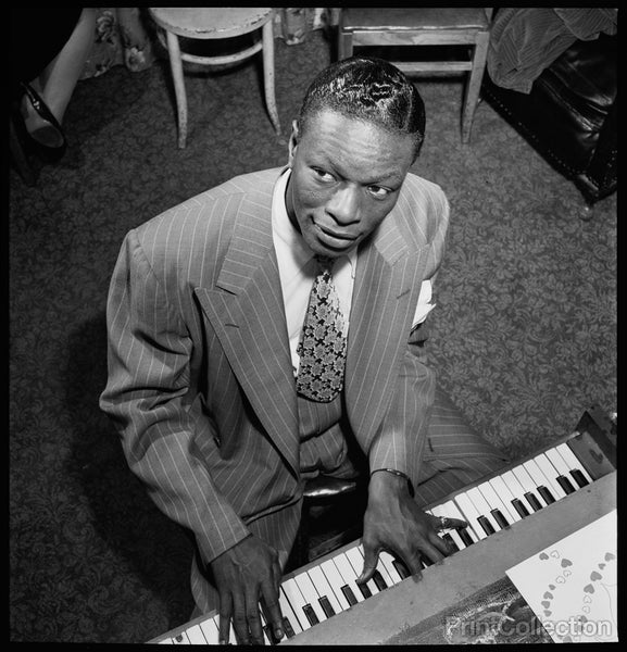 Nat King Cole Looking Up