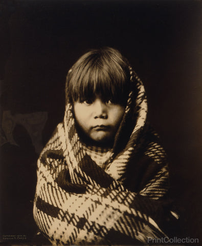 Navajo Child