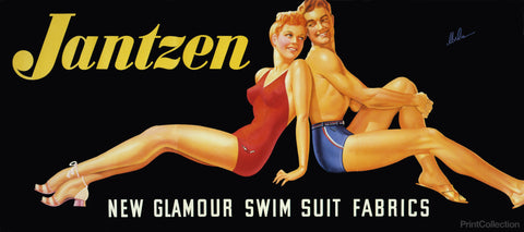 New Glamour Swim Suit Fabrics