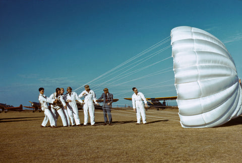 Parachute Lession and Pilots