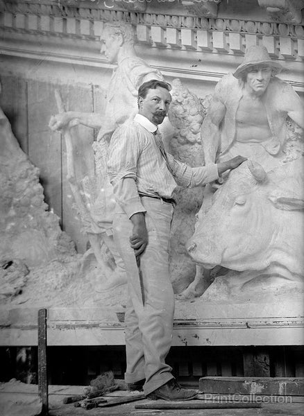Paul Wayland Bartlett, Sculptor