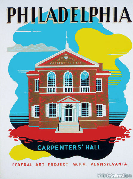 Philadelphia - Carpenters' Hall