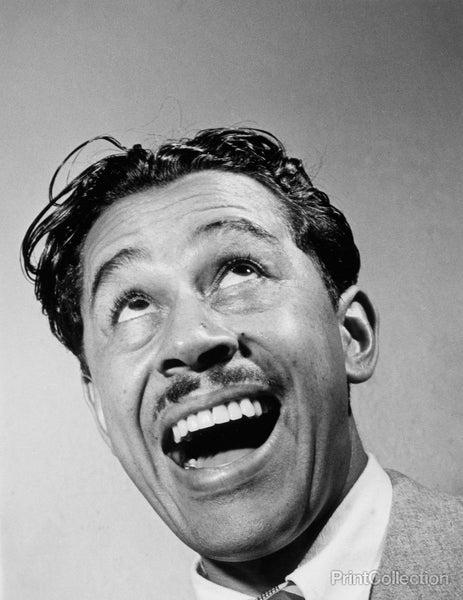 Portrait of Cab Calloway, New York, N.Y. 1947