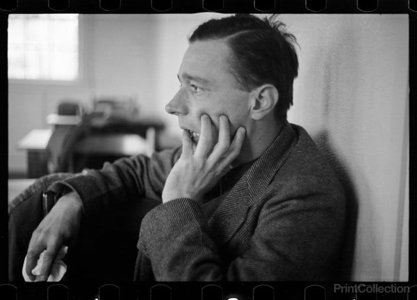 Portrait of Walker Evans
