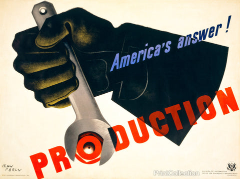 Production, America's Answer!