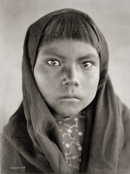 Qahatika Indian Child