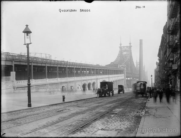 Queensboro Bridge 1909?