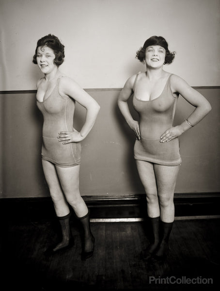 Rather Revealing, Sidney Lust Girls