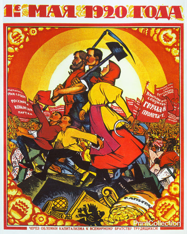 Russian May Day