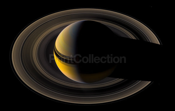 Saturn On the Final Frontier