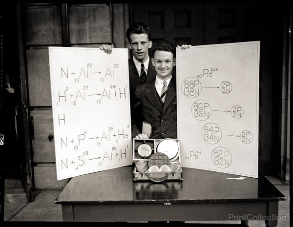 Science Fair 1920's
