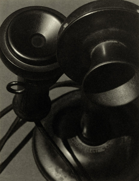 Telephone, Study of Forms, Paul Outerbridge, Jr.