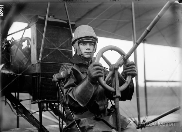Tests of Curtiss Palne for Army