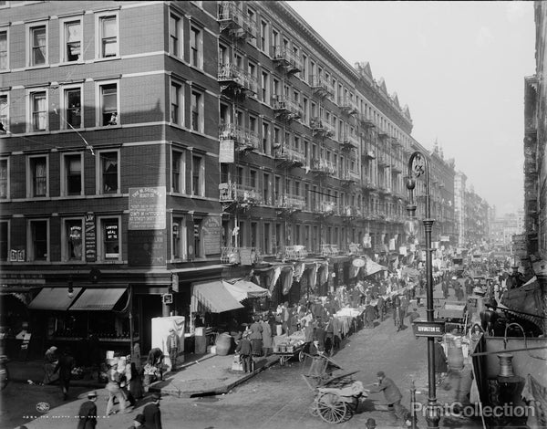 The Ghetto, New York, N.Y.