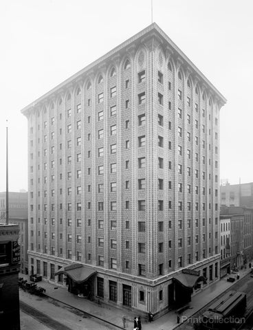 The Original Hotel Statler, Buffalo, N.Y.