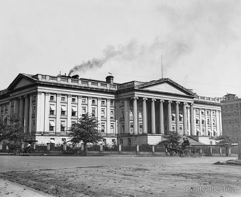 The Treasury Building