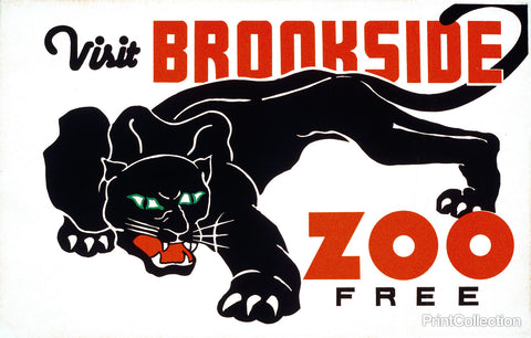 Visit Brookside Zoo Free