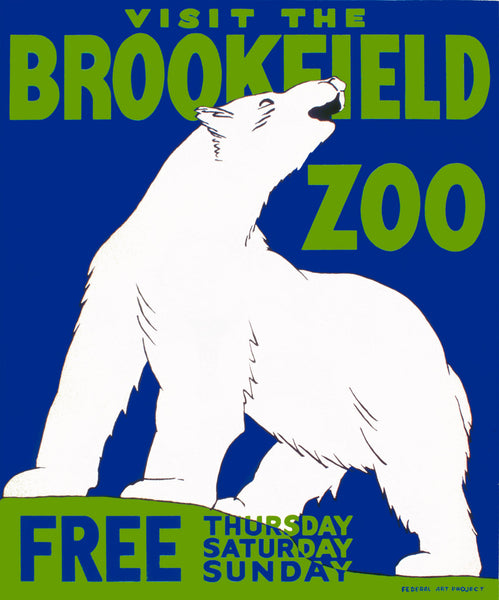 Visit the Brookfield Zoo