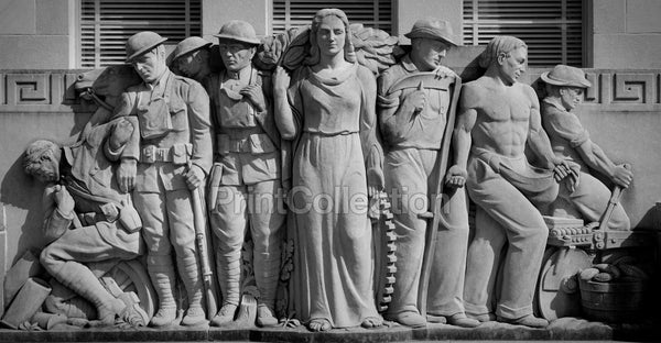 World War I Memorial, Jackson, Mississippi