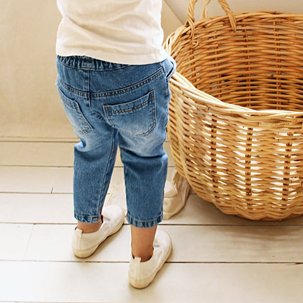 Baggy Denim Pants for your lovely kids
