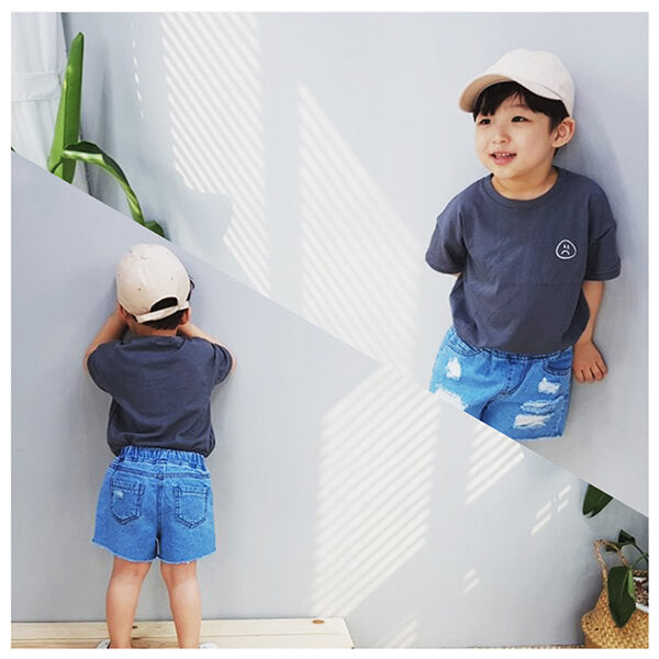 summer T-shirt for boys