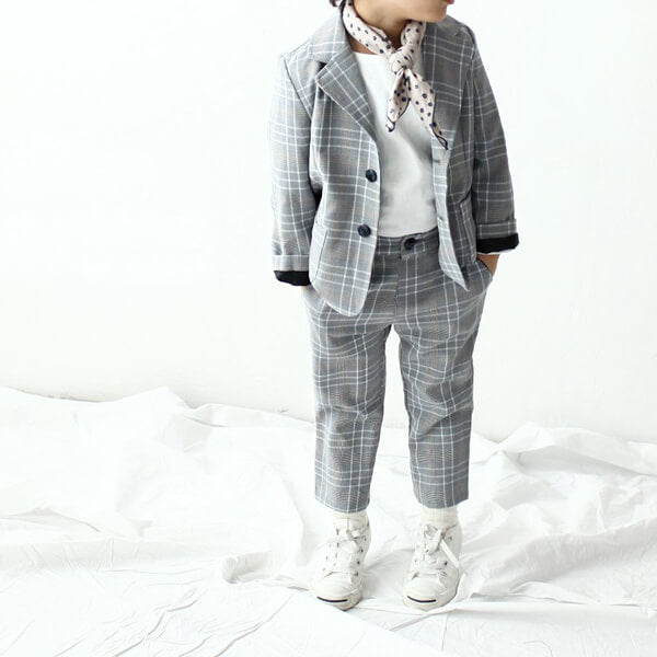suit set for boys