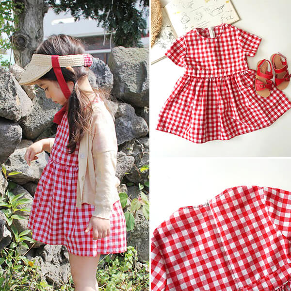 summer casual dress for girls