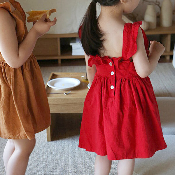 cozy dress for girls