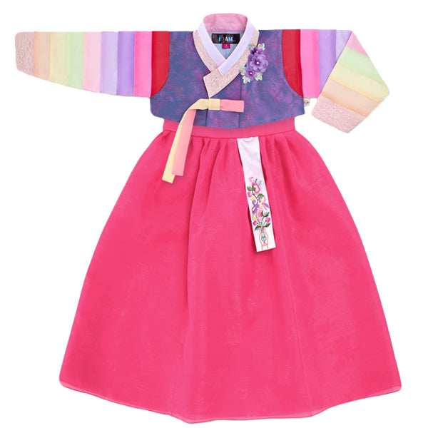 girls hanbok