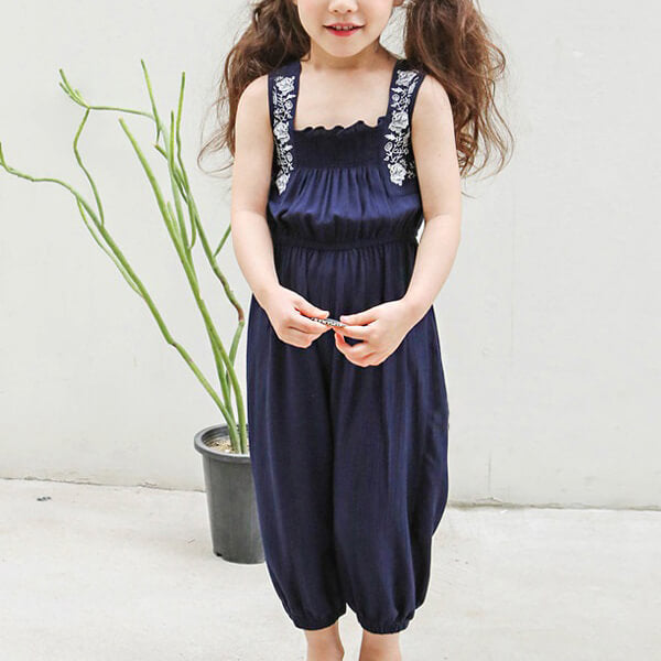 girls jumpsuit clothes
