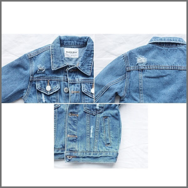 denim jacket for sons and daughters