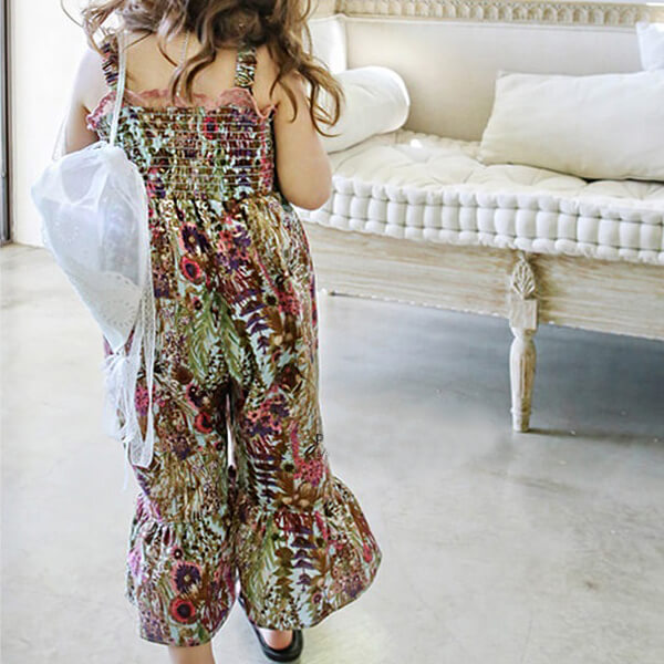summer jumpsuit for girls