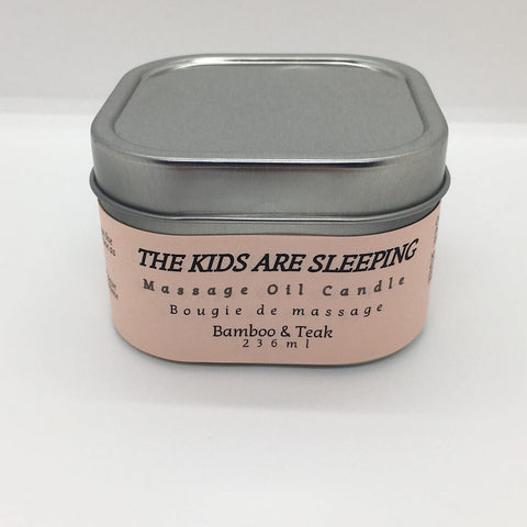 THE KIDS ARE SLEEPING - 236ml - 8oz (Free Shipping)