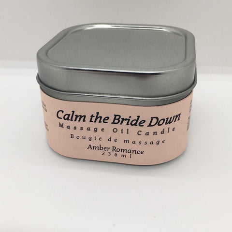 CALM THE BRIDE DOWN - 236ml - 8oz (Free Shipping)
