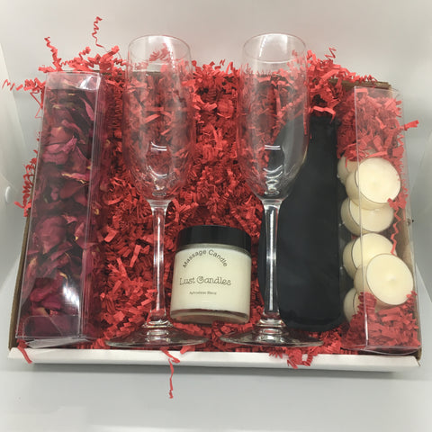 Lust Candles Date Box (Free shipping)