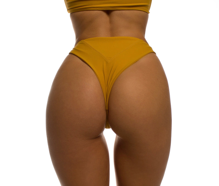 FOX BOTTOMS IN MUSTARD