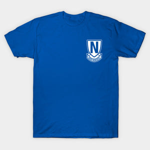 North Newcastle Blue T-Shirt