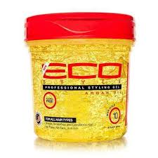 ECO Style Styling Gel with Argan Oil