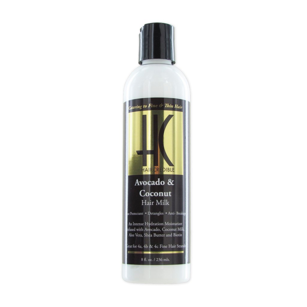 Haircredible Avocado & Coconut Hair Milk 8 fl. oz.