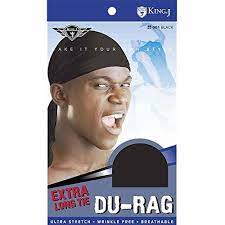 King J Extra Long Du Rag